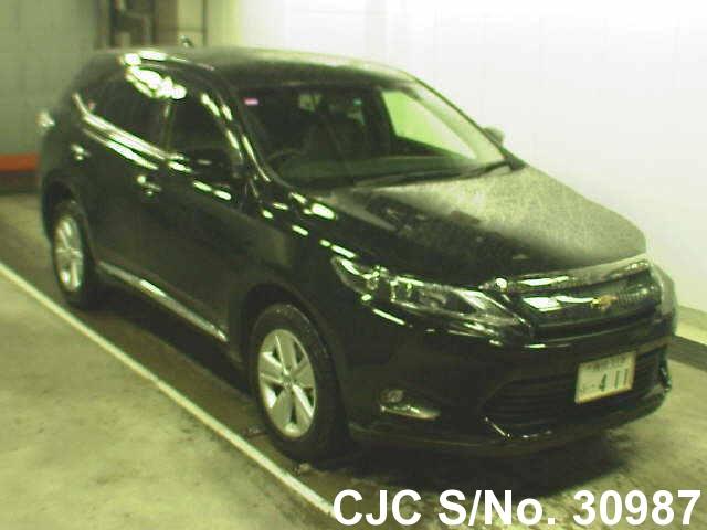 Toyota / Harrier 2014 2.0 Petrol