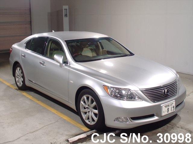 Lexus / LS 460 2007 4.6 Petrol