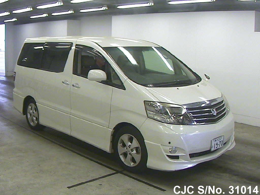Toyota / Alphard 2006 2.4 Petrol