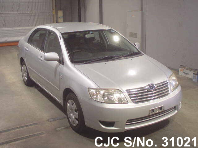 Toyota / Corolla 2005 1.5 Petrol