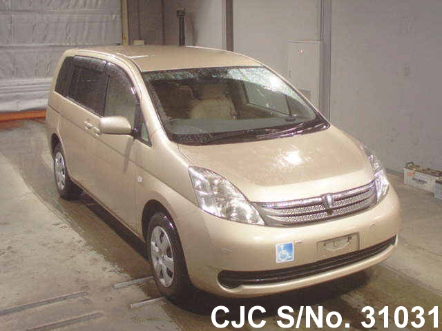 Toyota / Isis 2006 2.0 Petrol