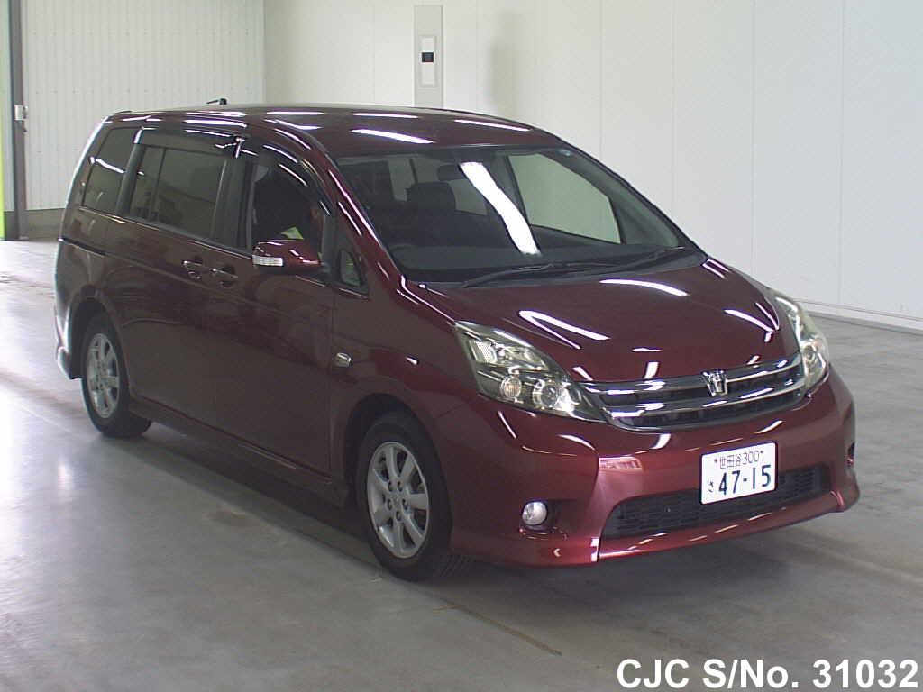 Toyota / Isis 2007 1.8 Petrol