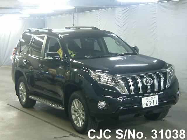 Toyota / Land Cruiser Prado 2013 4.0 Petrol