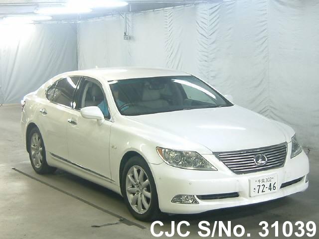 Lexus / LS 460 2006 4.6 Petrol