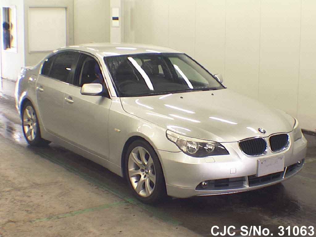 BMW / 5 Series 2004 2.5 Petrol