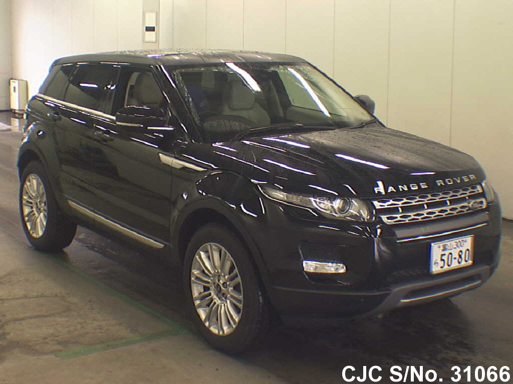 Land Rover / Range Rover 2013 2.0 Petrol