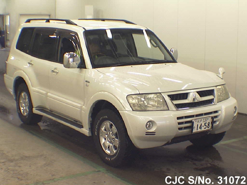 Mitsubishi / Pajero 2005 3.5 Petrol