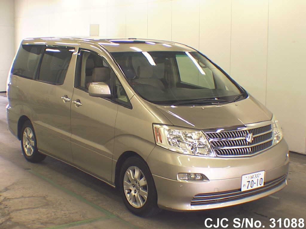 Toyota / Alphard 2004 3.0 Petrol