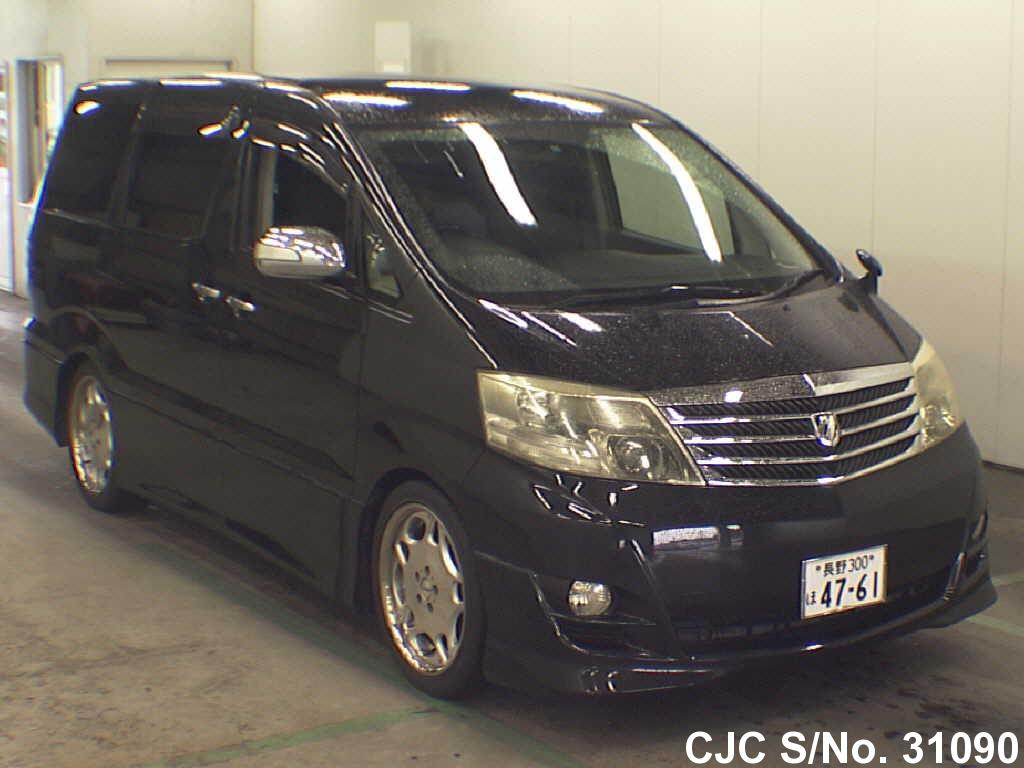 Toyota / Alphard 2005 2.4 Petrol