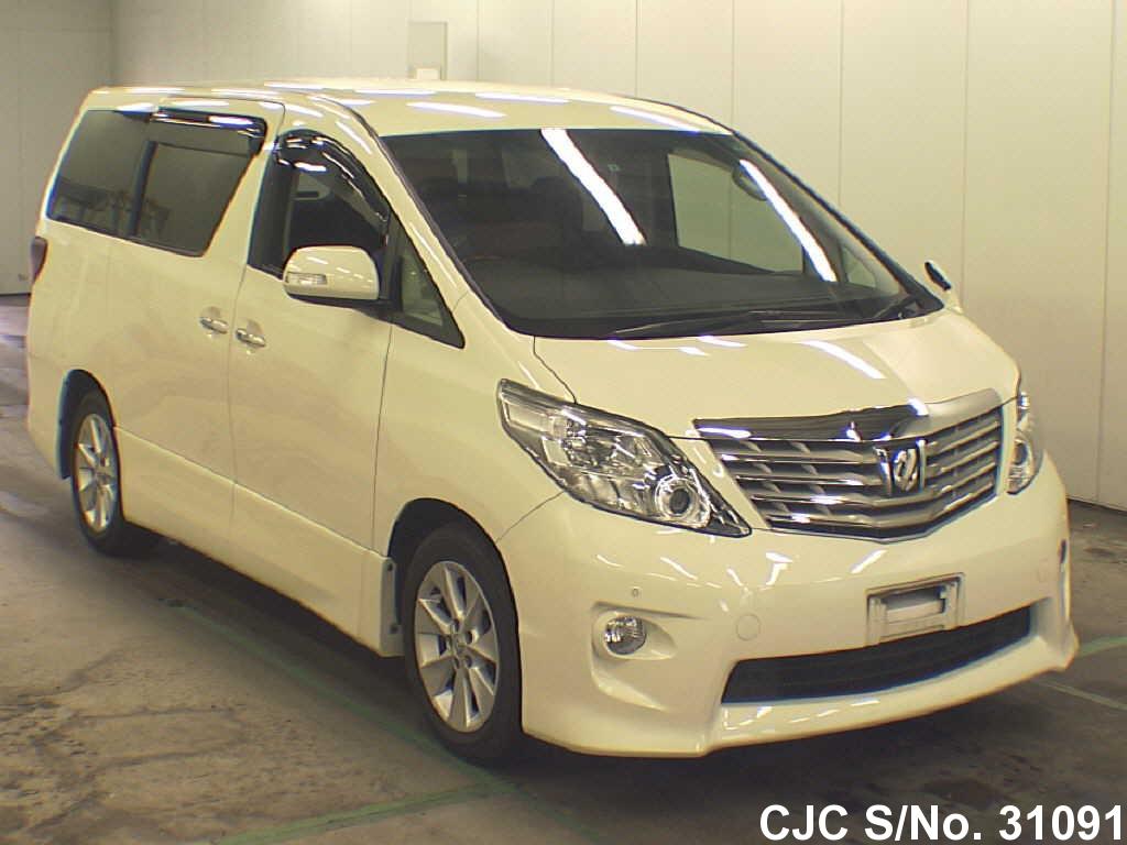 Toyota / Alphard 2010 2.4 Petrol