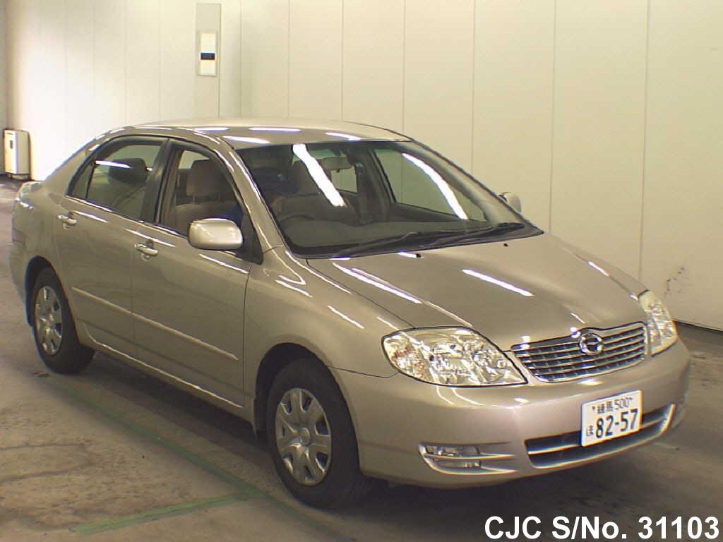 Toyota / Corolla 2003 1.8 Petrol