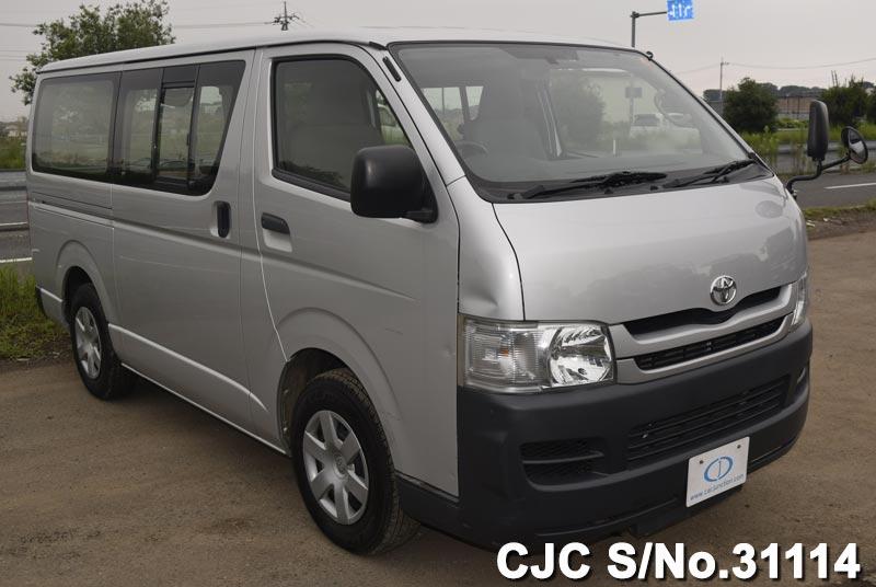 Toyota / Hiace 2008 3.0 Diesel
