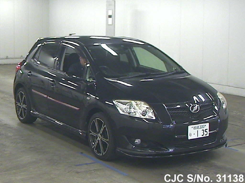 Toyota / Auris 2007 1.8 Petrol