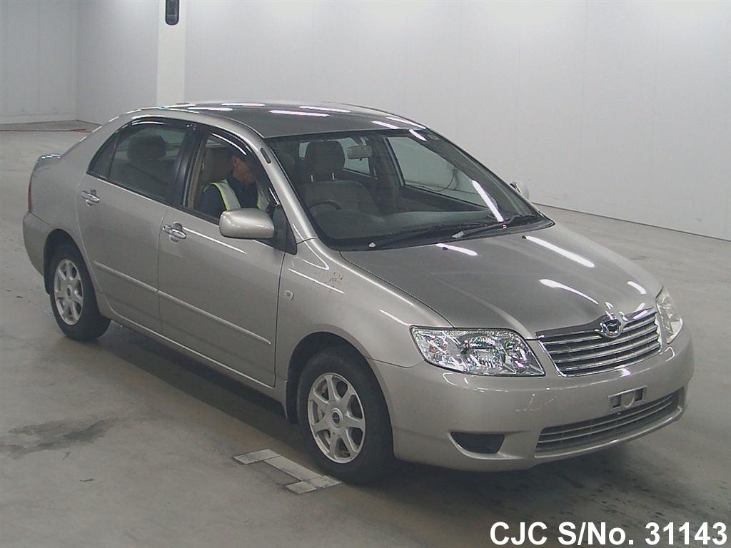 Toyota / Corolla 2006 1.5 Petrol
