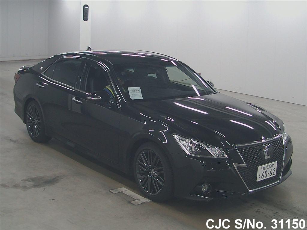 Toyota / Crown 2013 3.5 Petrol