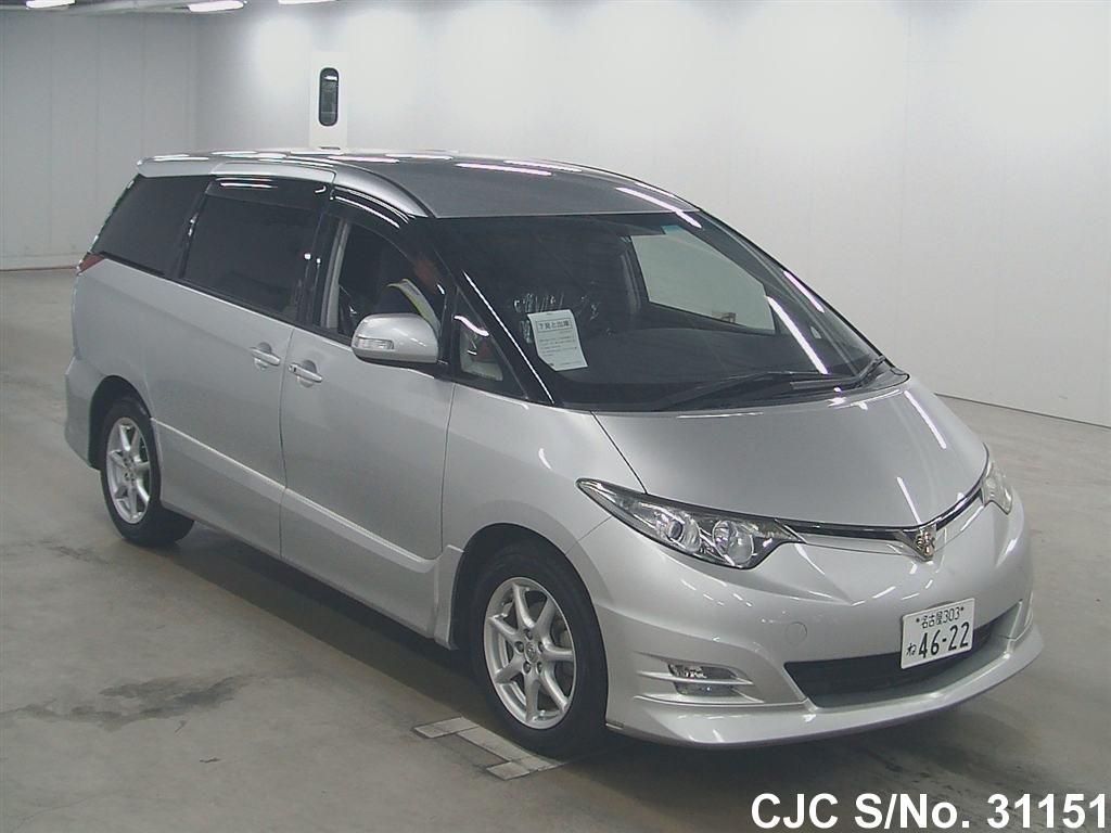Toyota / Estima 2007 2.4 Petrol