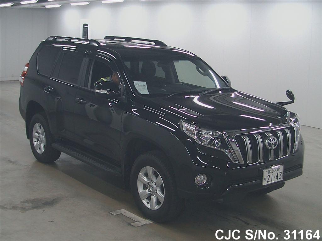 Toyota / Land Cruiser Prado 2014 2.7 Petrol