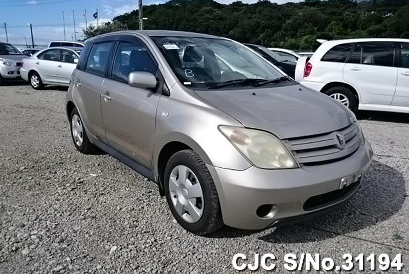 Toyota / IST 2002 1.3 Petrol