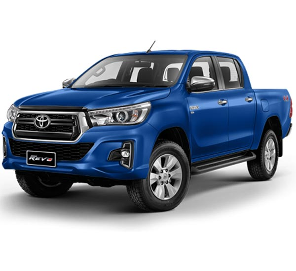 Brand New Toyota Hilux Revo Double Cab For Sale Japanese