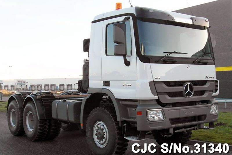 2013 mercedes benz actros truck for sale stock no 31340 for Mercedes benz actros for sale
