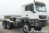 2014 Man / Tractor Truck TGS 40.480