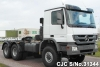 2014 Mercedes Benz / Actros 3341-AS