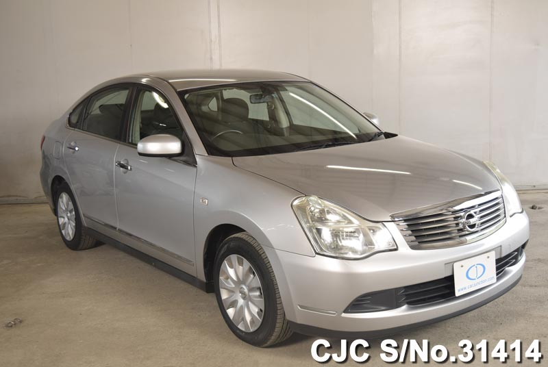 Nissan / Bluebird Sylphy 2006 1.5 Petrol