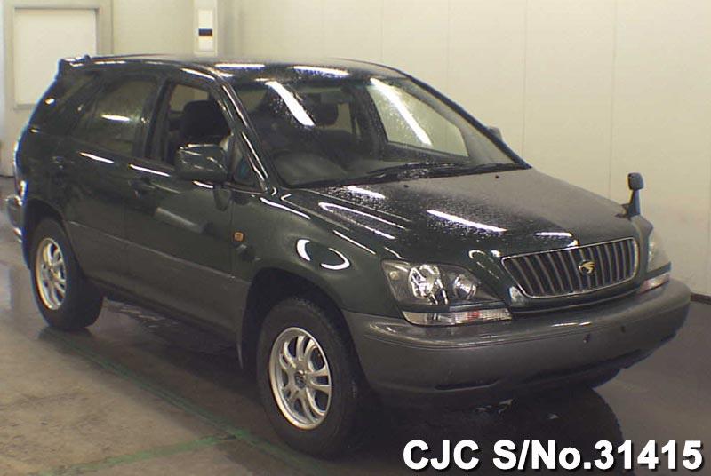 Toyota / Harrier 2000 2.2 Petrol