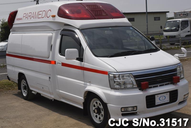 Nissan / Elgrand 2007 3.5 Petrol
