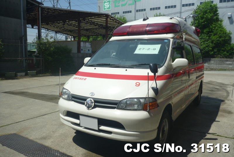 Toyota / Granvia 2003 3.4 Petrol
