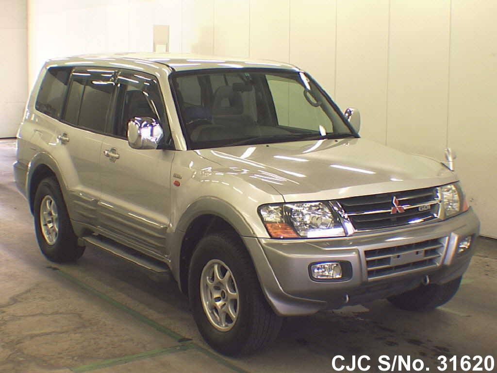 Mitsubishi / Pajero 2002 3.5 Petrol