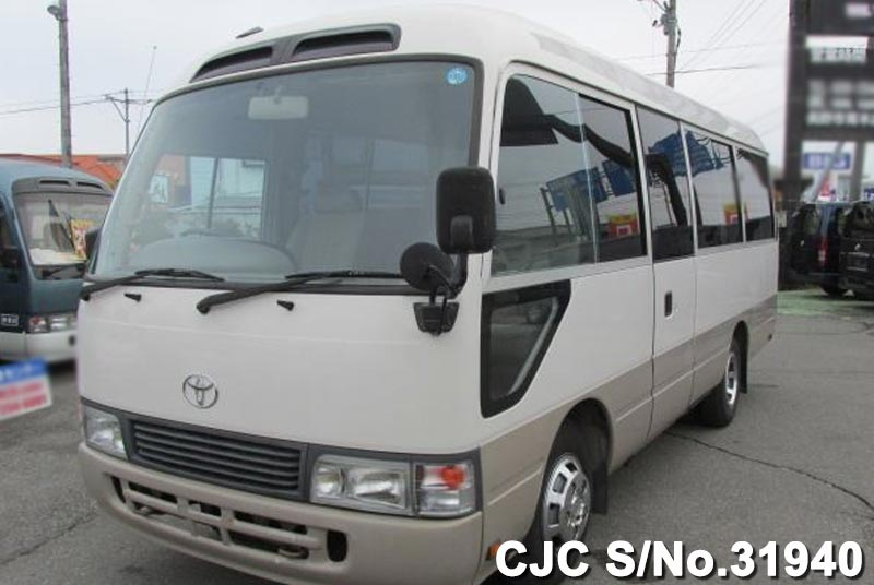 Toyota / Coaster 1997 3.4 Diesel