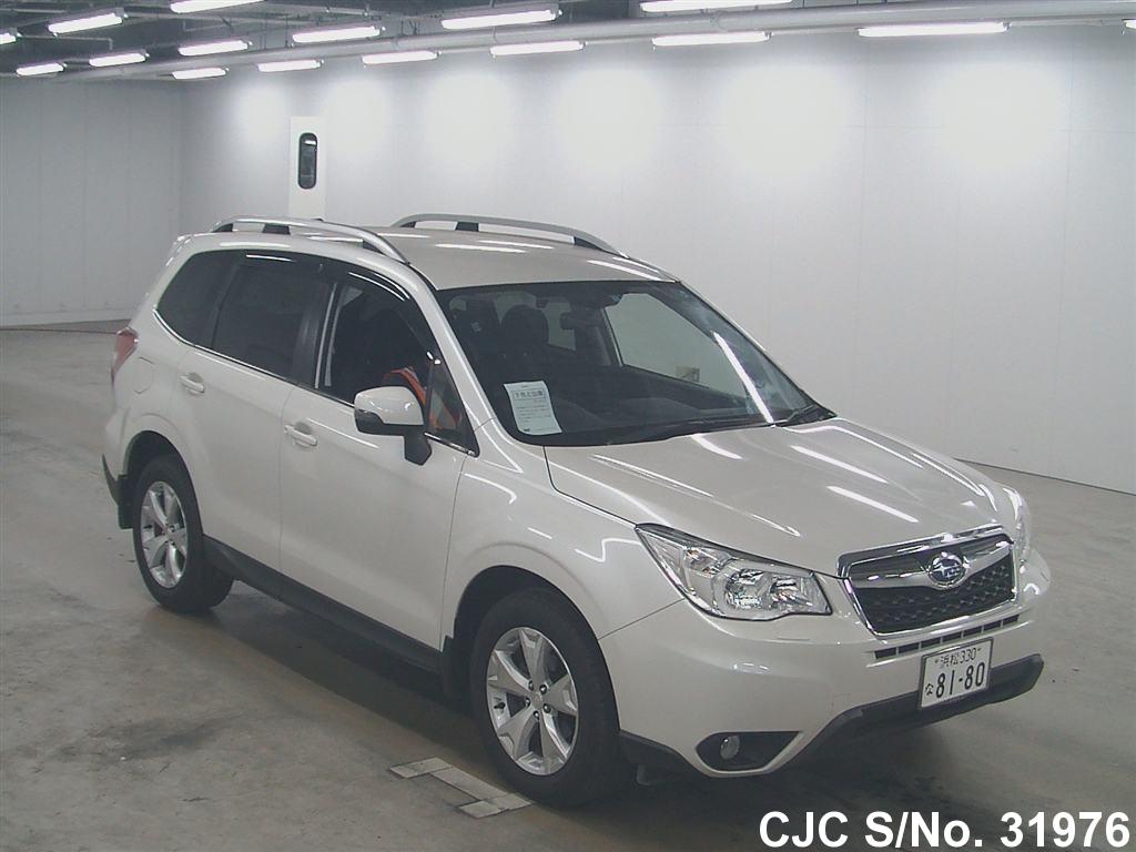 Subaru / Forester 2014 2.5 Petrol