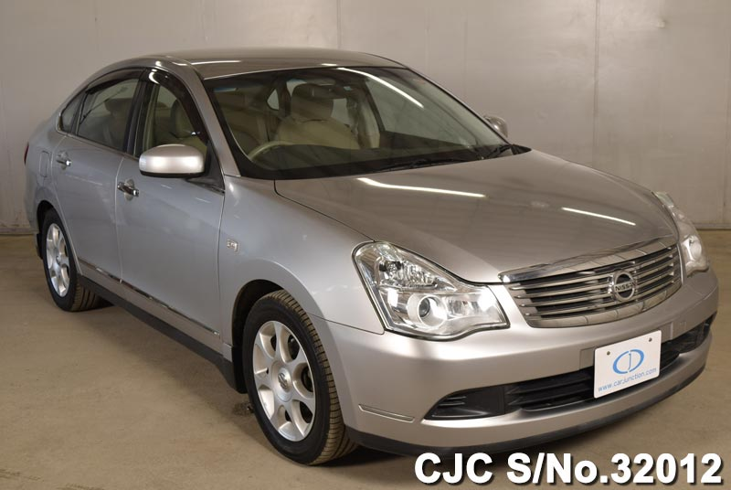 Nissan / Bluebird Sylphy 2006 2.0 Petrol