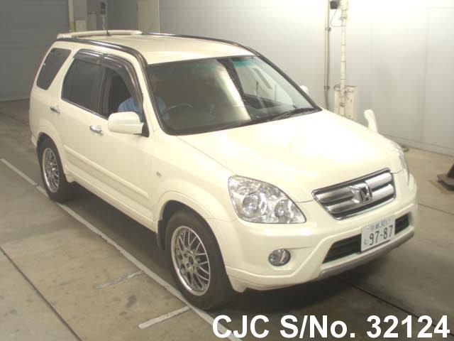 Honda / CRV 2005 2.4 Petrol