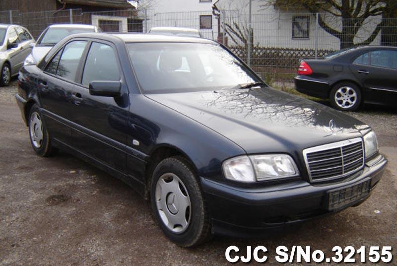 1999 left hand mercedes benz c class black for sale for Mercedes benz c class 1999 for sale