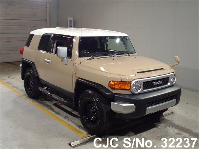 Toyota / FJ Cruiser 2012 4.0 Petrol