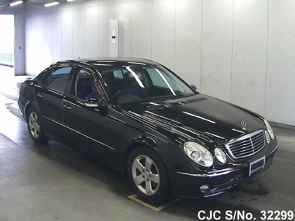 Mercedes Benz / E Class 2006 3.5 Petrol