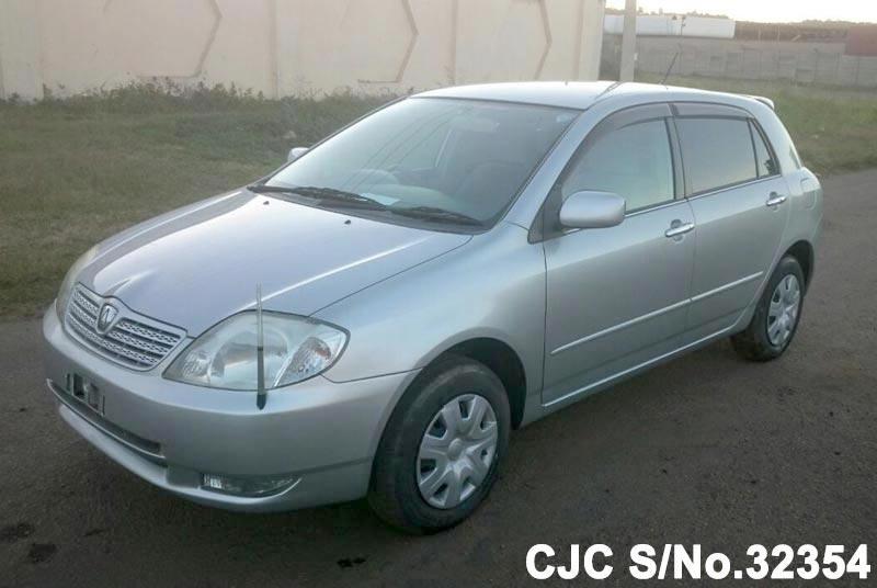 2002 Toyota / Allex Stock No. 32354