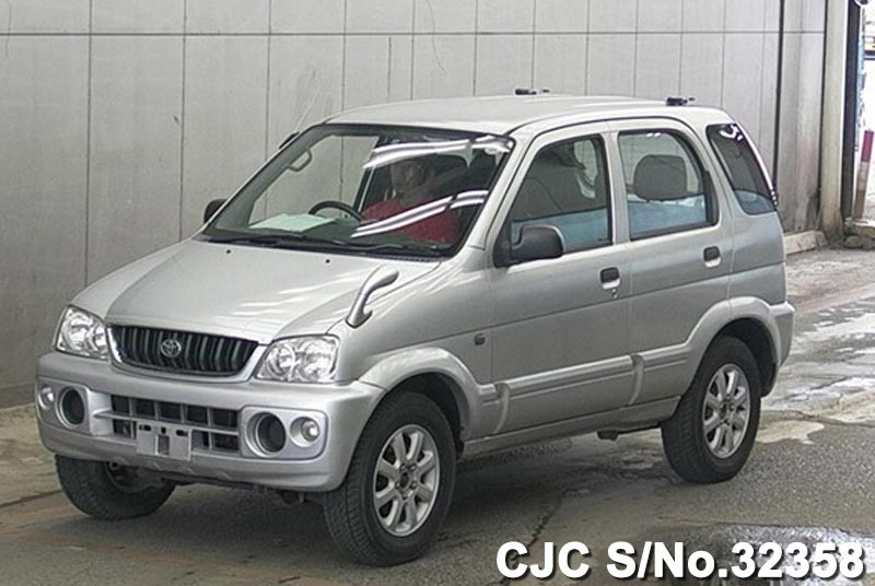 Toyota / Cami 2000 1.3 Petrol