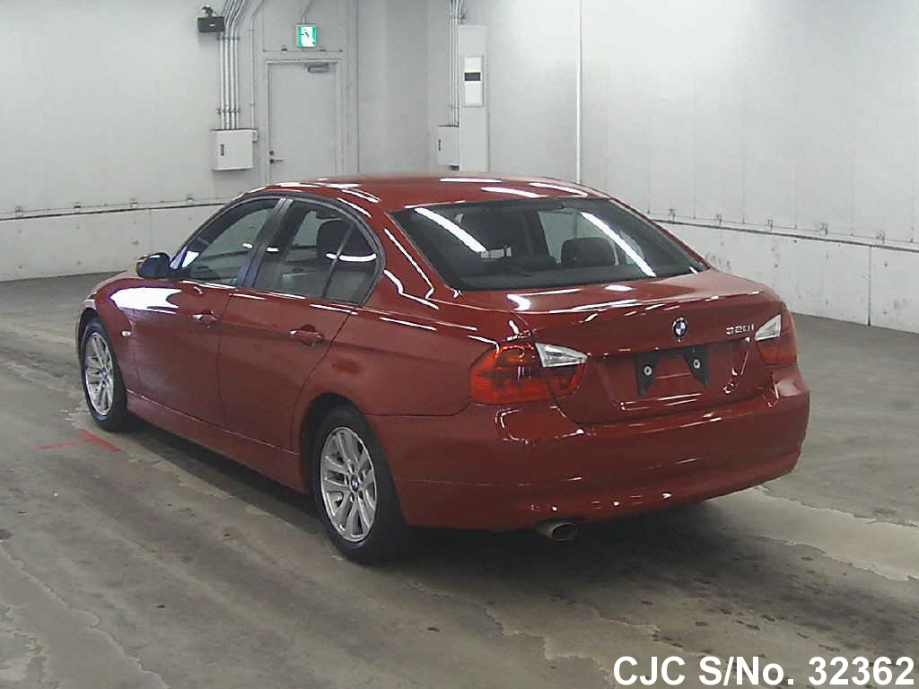 2007 bmw 3 series red for sale stock no 32362 japanese used cars exporter. Black Bedroom Furniture Sets. Home Design Ideas