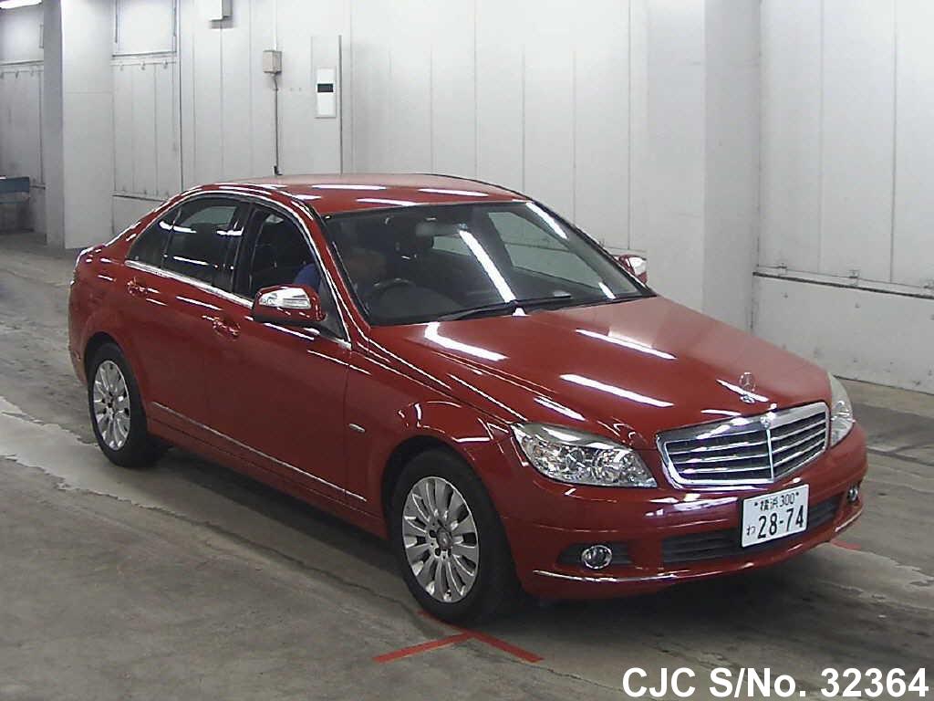 Mercedes Benz / C Class 2007 1.8 Petrol