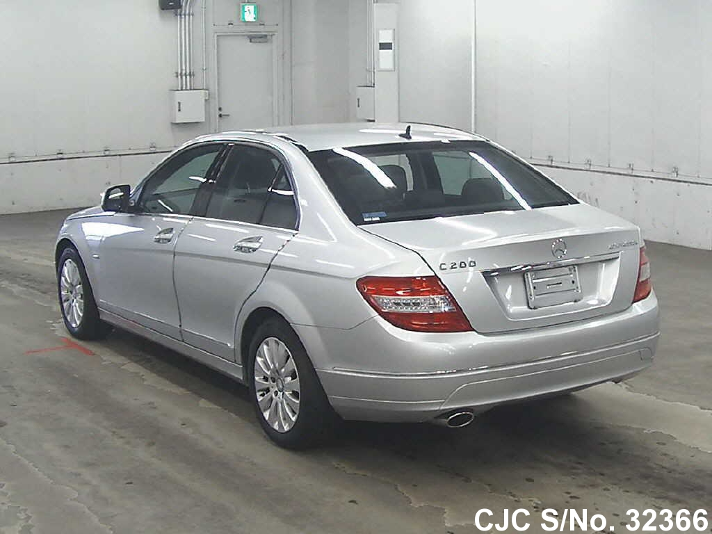 2007 mercedes benz c class silver for sale stock no for 2007 mercedes benz c300
