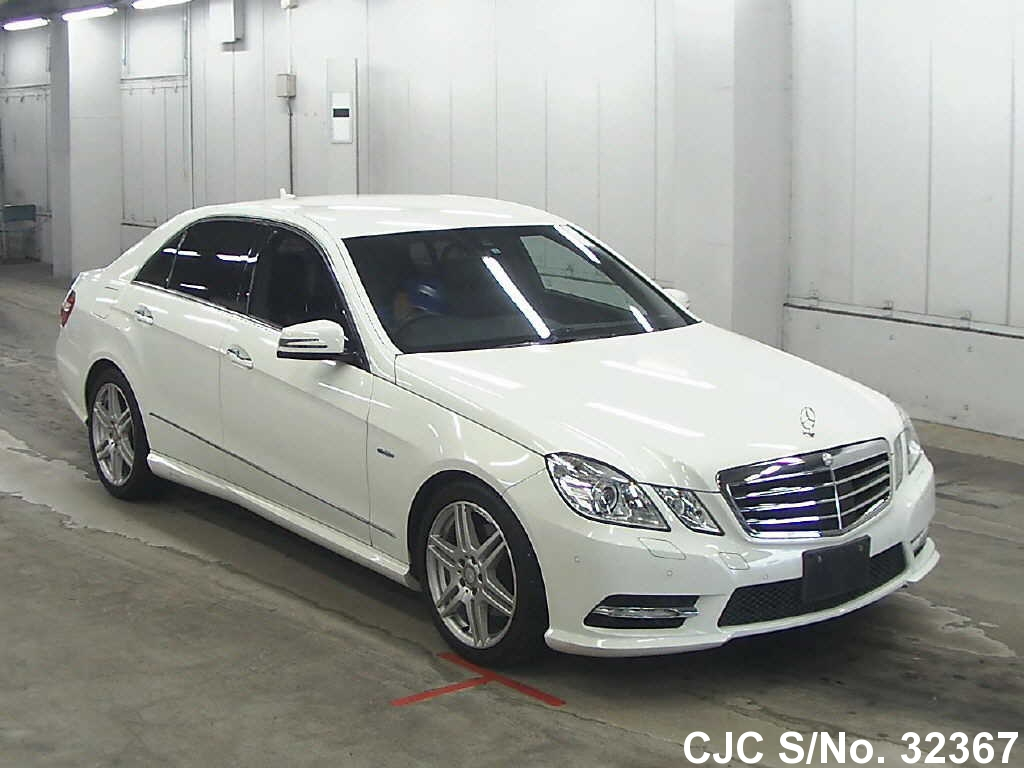 Mercedes Benz / E Class 2012 3.5 Petrol