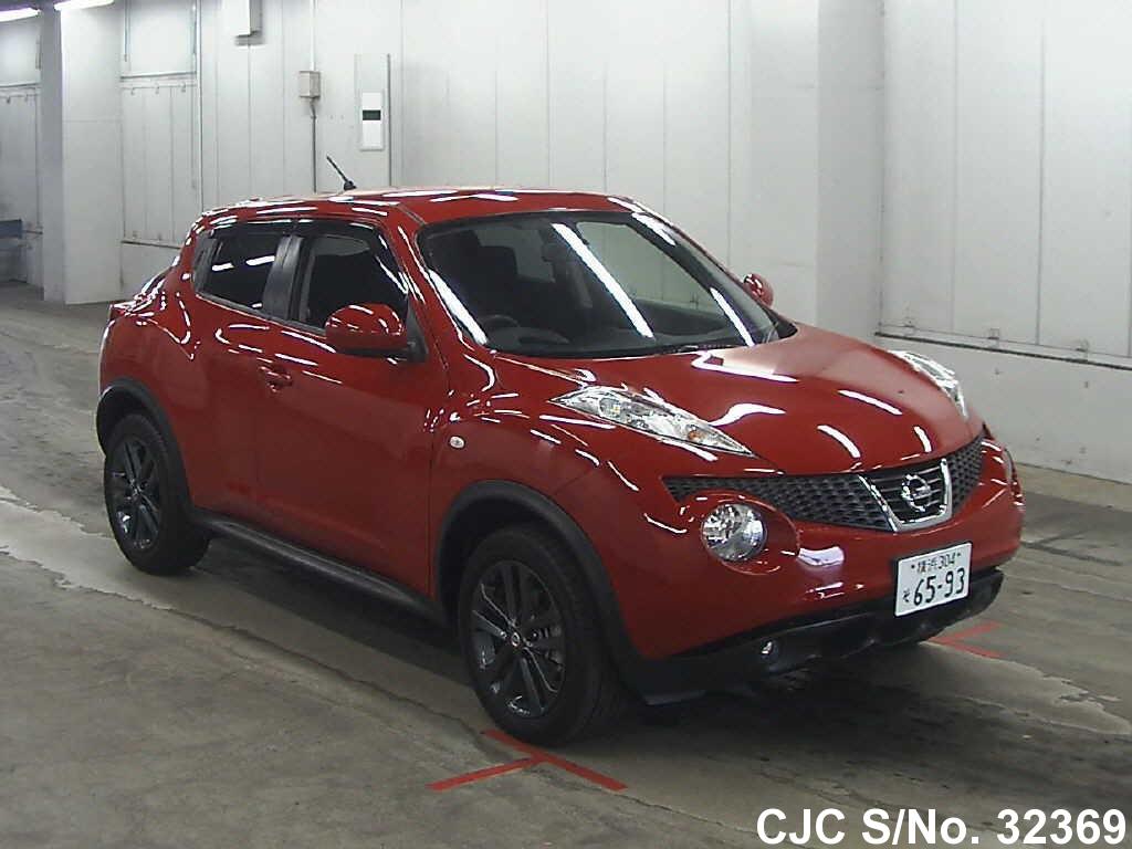 Nissan / Juke 2014 1.5 Petrol