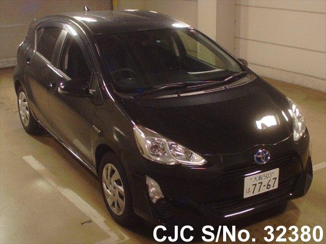 Toyota / Aqua 2015 1.5 Petrol