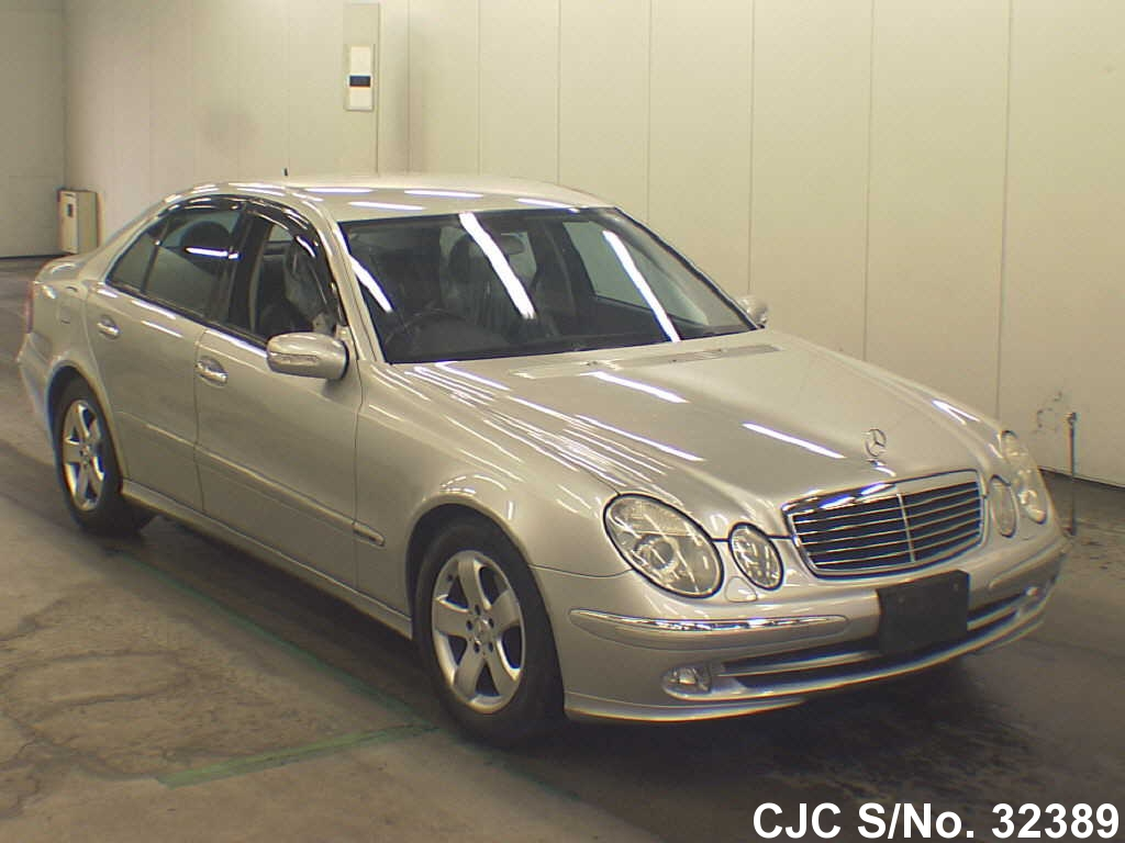 Mercedes Benz / E Class 2004 3.2 Petrol