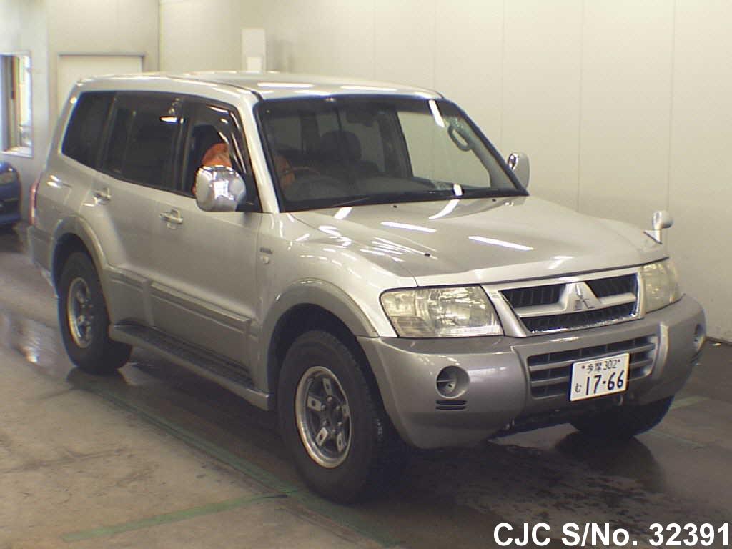 Mitsubishi / Pajero 2003 3.0 Petrol