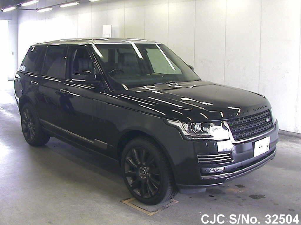 Land Rover / Range Rover 2013 5.0 Petrol