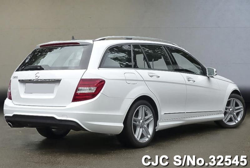 2012 model Mercedes Benz C Class for Pakistan